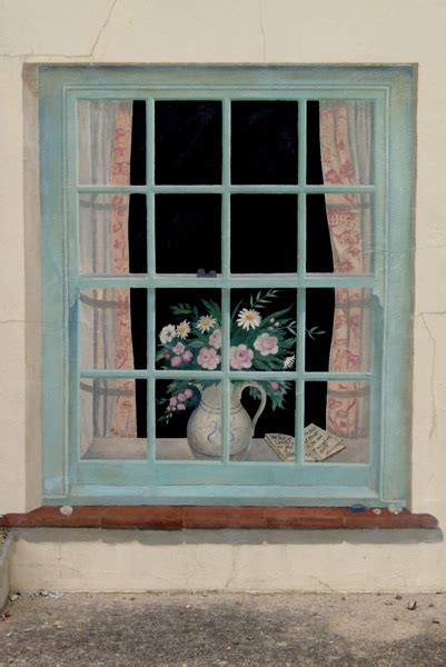exterior window painting maccarthy trompe l oeil exterior window norfolk