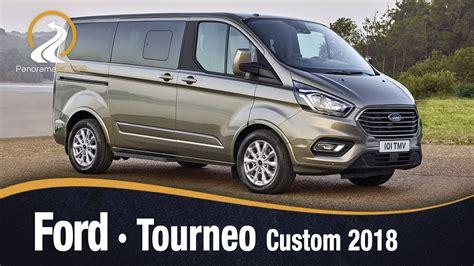 Maße Ford Tourneo Custom by Ford Tourneo Custom 2018 Prueba Test An 225 Lisis