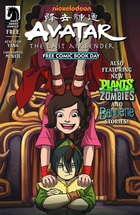 y the last book two avatar korra news update 2015 avatar free comic book day