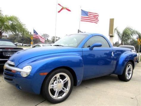 small engine service manuals 2006 chevrolet ssr transmission buy used 2006 chev ssr rare pacific blue hard to find 6