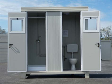 Wc Douche Cabine by Bung Eco Photos Cabines Sanitaires