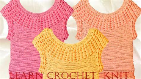 blusa en crochet ganchillo en punto relieve espiral blusa a crochet learn crochet knitting youtube