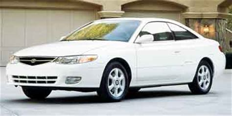 2000 toyota camry solara review, ratings, specs, prices