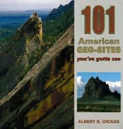 101 american geo sites you've gotta see , by albert b