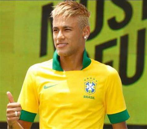 neymat blond 15 best images about neymar jr hairstyles on pinterest