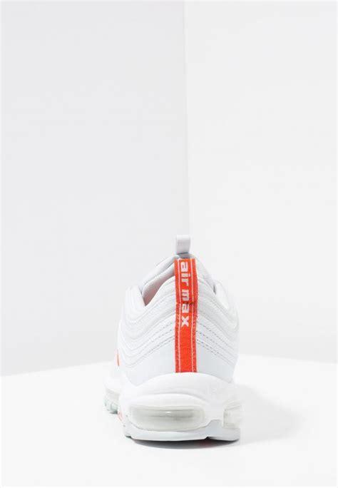 sneaker nike herren air max  pure platinumteam orange