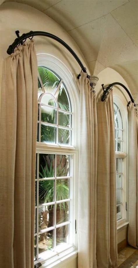 gardinenstange rundbogenfenster honeymoon edward s window decor 2254564 weddbook