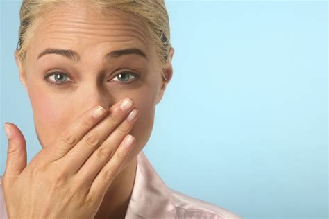 has bad breath how to tell someone they bad breath howstuffworks