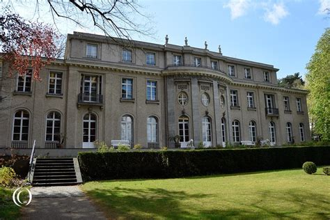 the house of the final solution the wannsee conference at villa marlier berlin landmarkscout