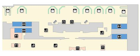 terminal 5 floor plan london heathrow terminal 5 maps heathrow airport guide