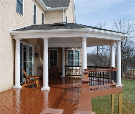 offene veranda open porches archadeck outdoor living