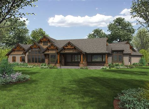 mountain ranch house plans 1000 ideas about ranch homes exterior on