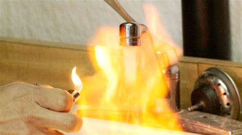 Is Drinking Faucet Water Bad Fracking Causes Flaming Taps Should We Be Doing It