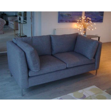 harcourt small 2 seater sofa from home of the sofa