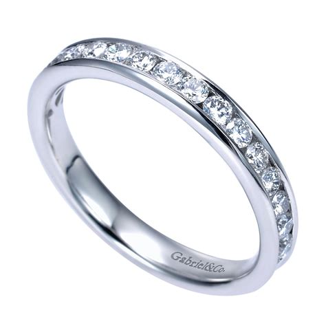 Wedding Bands And Co by Gabriel Co Engagement Rings 0 50ctw Band