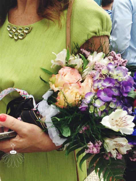 diy floral arrangement with little miss lovely graduation presentation bouquet little miss lovely
