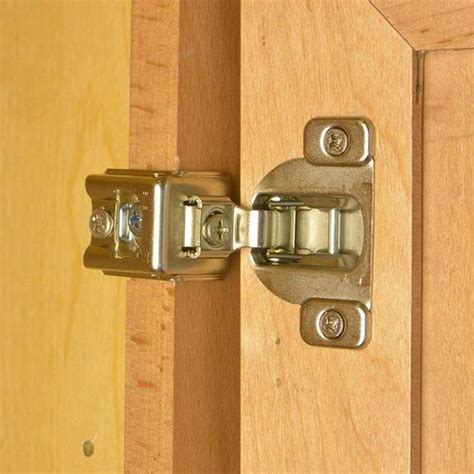 installing european hinges on face frame cabinets blum compact 39c face frame hinge plate 1 5 16 quot overlay