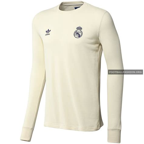 Jersey Retro Madrid By Maniakbola real madrid adidas originals 1 1 jersey soccer jerseys