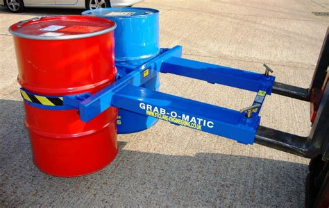 Drum Kosong Gojek Grab Only drum handling waist grippers st clare engineering