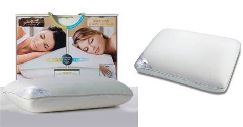 kohl s cardholders apothecary memory foam pillow only 13