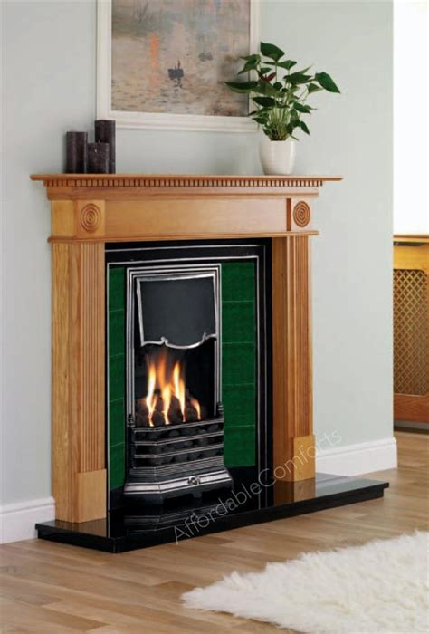 Pine Wood For Fireplace by Woodthorpe Wooden Antique Pine Surround Cast Iron