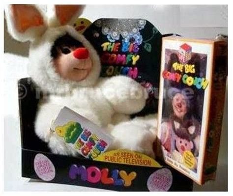The Big Comfy Toys by Big Comfy Molly Doll In Bunny Costume New Ebay