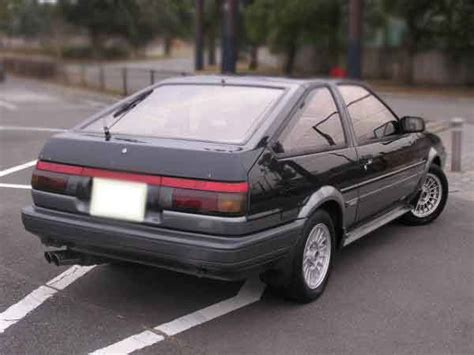 Toyota Ae86 Trueno For Sale Toyota Sprinter Trueno Gt Apex Ae86 1985 For Sale Japan