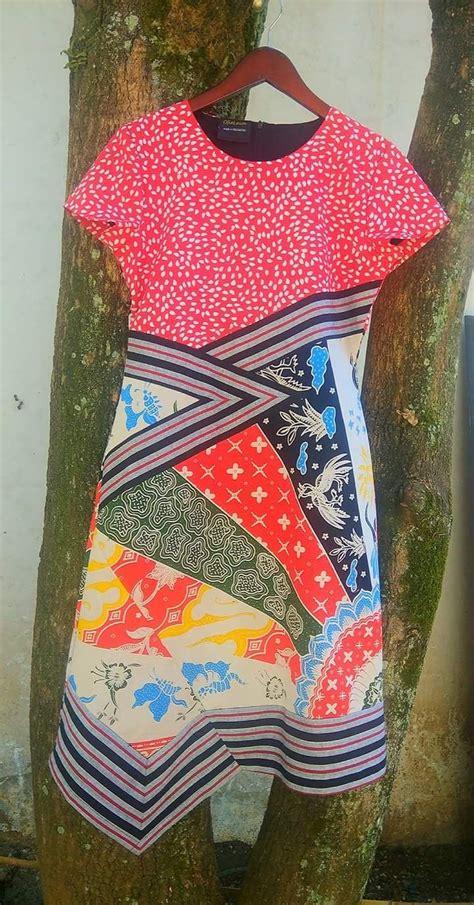 pin oleh yovita aridita  batik ideas pakaian gaun