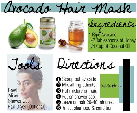 Hair And Me Avocado by Recipes Avocado Shoo Recipes Models Picture