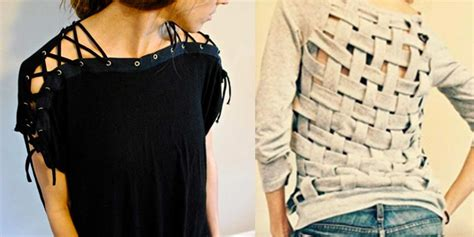 t shirt projects diy 30 awesome t shirt diys makeovers you should try right now