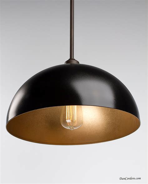 Gold Oil Rubbed Bronze Edison Pendant Light Fixture Gold Light Fixtures