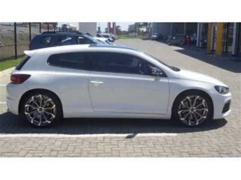 Volkswagen Scirocco R For Sale by 2012 Volkswagen Scirocco R 2 0 Tsi R Dsg Auto For Sale On