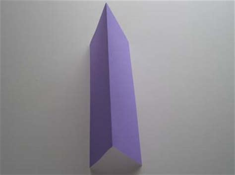 What Is A Mountain Fold In Origami - origami valley and mountain folds how to make origami