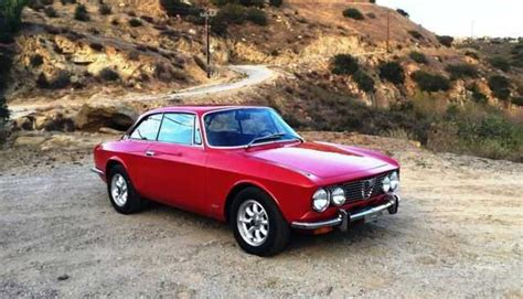1974 alfa romeo gtv for sale from berkeley california