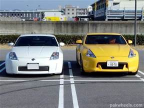 Nissan 370z Vs 350z Nissan 350z Vs Nissan 370z Vintage And Classic Cars