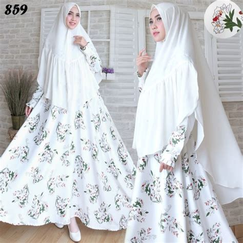 Baju Gamis Maxmara Kekinian Syari Azeta Set By Kalila baju muslim maxmara syari c859 busana gamis terbaru
