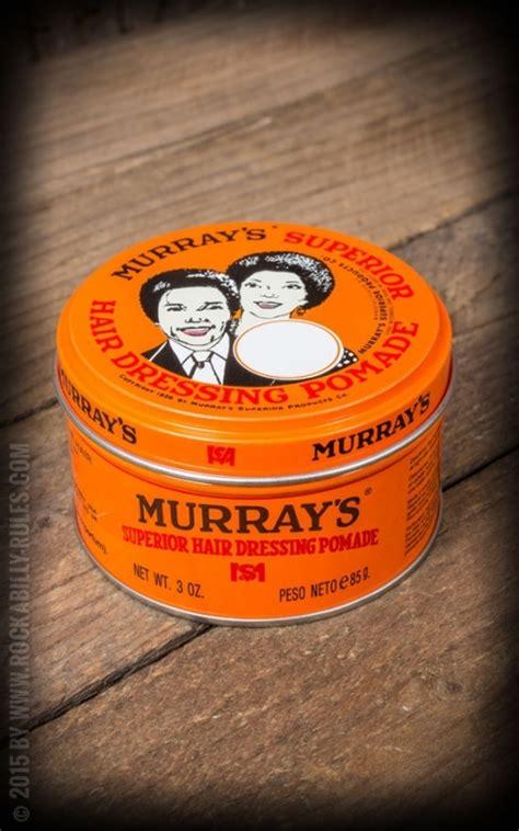 Pomade Murrays Superior Original Berkualitas murray s pomade haarpomade mit tradition superior