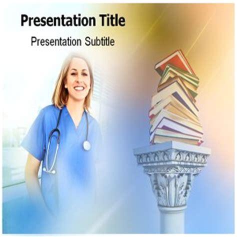 Amazon Com Nursing Education Powerpoint Template Nursing Education Powerpoint Ppt Nursing Powerpoint Templates