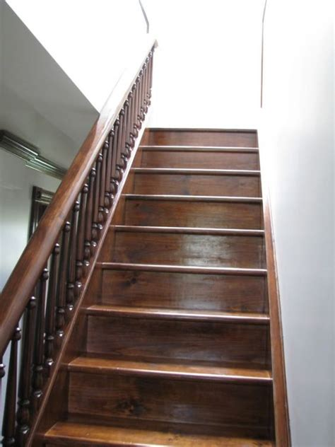old house staircase styles oak attic stairs ladder pull