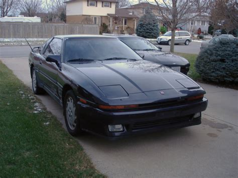 Toyota Supra 1988 Picture Of 1988 Toyota Supra 2 Dr Liftback Turbo Exterior