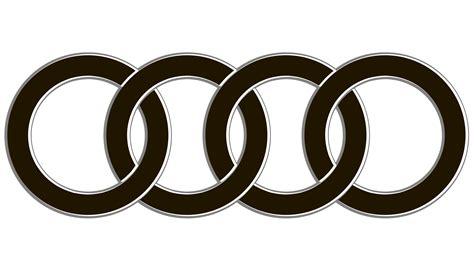 logo audi 2017 audi logo audi zeichen vektor bedeutendes logo und