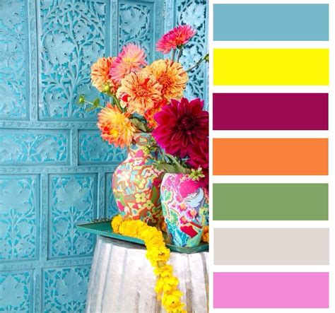 bohemian color scheme bohemian colors interior designs for my home pinterest