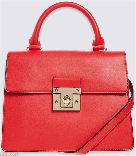 Gucci Vs Marks Spencer gucci handbag for just 163 25 just go to m s daily mail