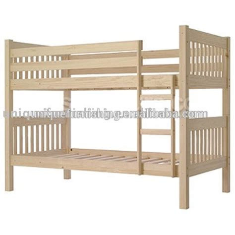 Cheap Wood Bunk Beds by Cheap Used Quality Wooden Children Bunk Bed For Sale Buy