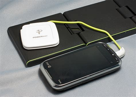 Power Mat by Review Powermat Wireless Charger Windows Central