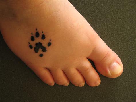 ferret paw tattoo by remedy kiua on deviantart