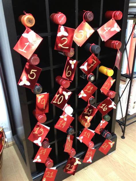 wine bottle advent calendar advent the countdown