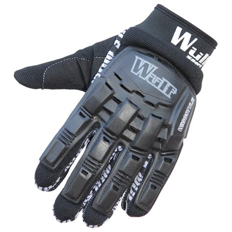 motocross gloves wulfsport wiggstyle mx off road mtb enduro bike armoured