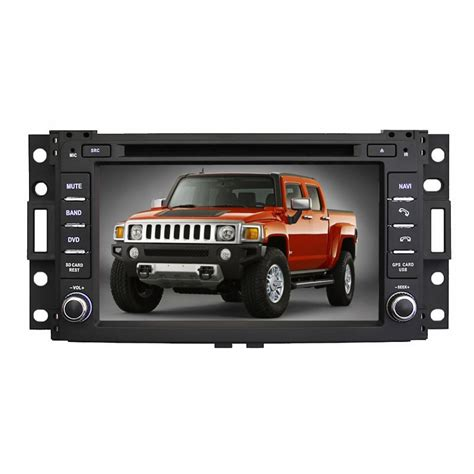 gps navigation system with 7 quot car dvd player for hummer h3 buick terraza chevrolet corvette