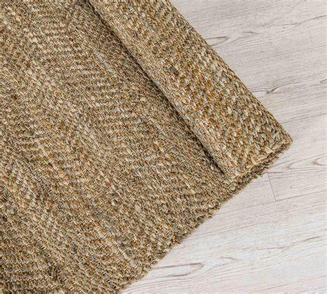 tappeti in juta tappeto in juta e pelle beige 200 x 300 cm duzzle
